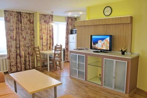 Сдается 2-комнатная квартира посуточнов Барнауле, пр. Ленина 47.
