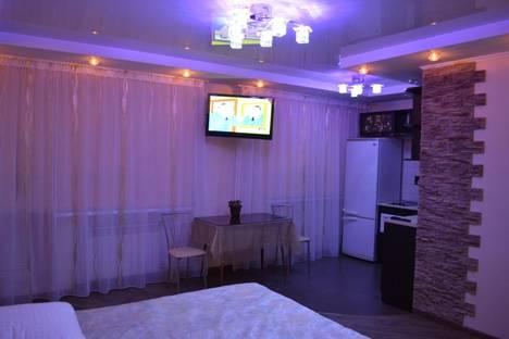 Сдается 1-комнатная квартира посуточно, Чертыгашева 81.