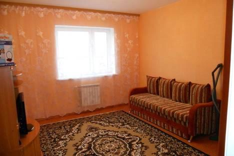 Сдается 1-комнатная квартира посуточно в Ханты-Мансийске, Рябиновая 20.