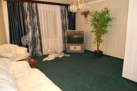 Сдается 3-комнатная квартира посуточно в Ханты-Мансийске, Пионерская 48.