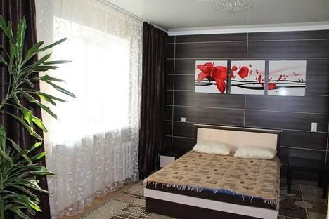Сдается 1-комнатная квартира посуточно в Барнауле, Взлетная ул., 30А.