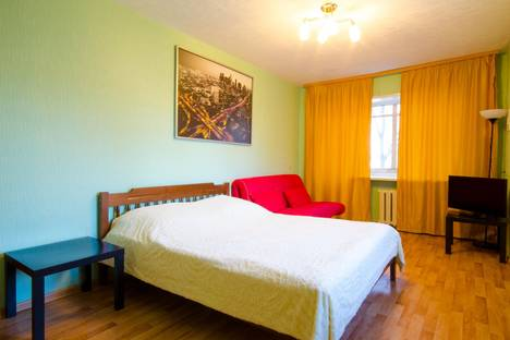 Сдается 1-комнатная квартира посуточнов Ярославле, Ленина 34.