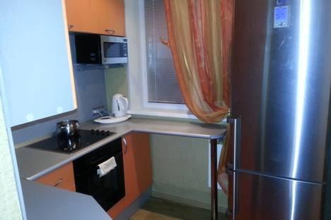 Сдается 2-комнатная квартира посуточнов Новокузнецке, пр Октябрьский 64.