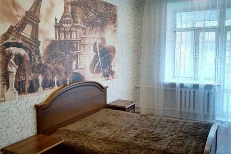 Сдается 1-комнатная квартира посуточно в Тюмени, ленина 69 а.
