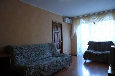 Сдается 2-комнатная квартира посуточнов Уфе, проспект Октября 62.