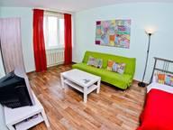 Сдается посуточно 1-комнатная квартира в Уфе. 40 м кв. ул. Менделеева, 128/1