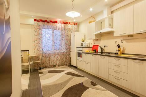 Сдается 2-комнатная квартира посуточнов Шелехове, ул. Верхняя Набережная, 169.