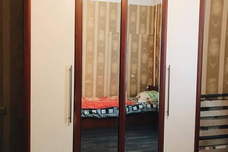 Сдается 2-комнатная квартира посуточно, проспект Красной Армии 182/1.