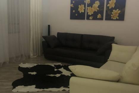 Сдается 1-комнатная квартира посуточно, улица Воровского, 78.