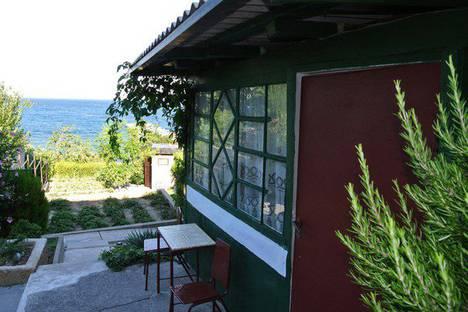 Сдается коттедж посуточно в Кацивели, городской округ Ялта, посёулица Академика В.В. Шулейкина, 3.
