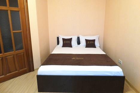 Сдается 1-комнатная квартира посуточно в Туле, проспект Ленина, 157.
