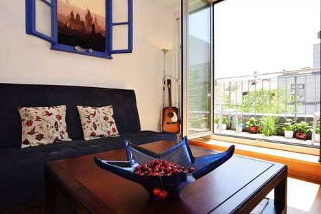 Сдается 2-комнатная квартира посуточно в Праге, Prague 5, Karla Engliše, 3211/3.