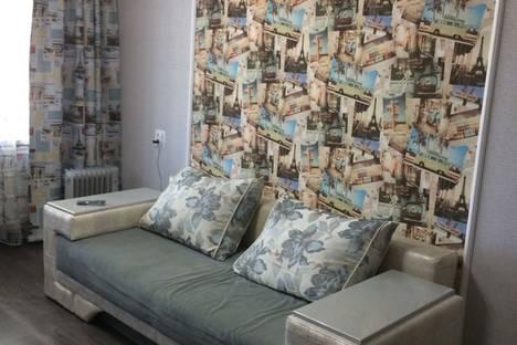 Сдается 2-комнатная квартира посуточно в Уральске, Западно-Казахстанская область,улица Мендалиева.