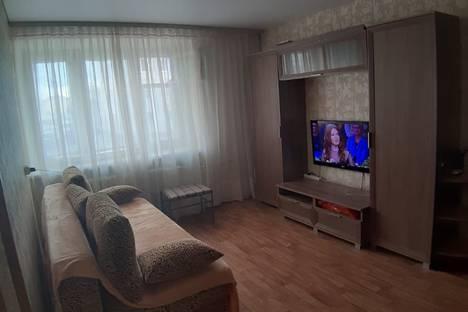 Сдается 1-комнатная квартира посуточно в Магадане, улица Гагарина, 4.