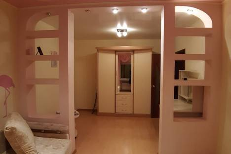 Сдается 1-комнатная квартира посуточно, Пролетарская улица, 3А.