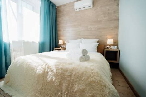 Сдается 1-комнатная квартира посуточно в Калуге, Хрустальный переулок, 27.