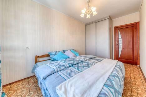 Сдается 2-комнатная квартира посуточно в Минске, Заславская улица, 12.