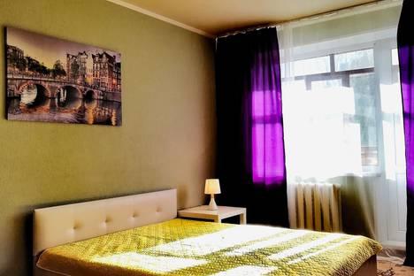 Сдается 1-комнатная квартира посуточно, улица Новоселов 27.