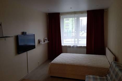 Сдается 1-комнатная квартира посуточно в Нижнем Новгороде, проспект Гагарина, 99к2.