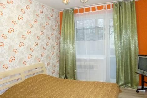 Сдается 1-комнатная квартира посуточно в Калининграде, Ленинградская улица, 36.