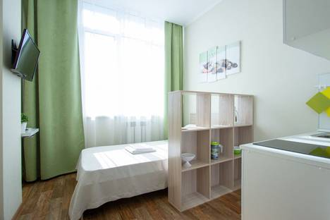 Сдается 1-комнатная квартира посуточно в Красноярске, улица Партизана Железняка, 40Б.
