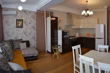 Сдается 1-комнатная квартира посуточно в Гурзуфе, Республика Крым, городской округ Ялта,Ялтинская улица, 16.