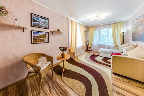 Сдается 1-комнатная квартира посуточно в Краснодаре, микрорайон Центральный, Красная улица, 194.