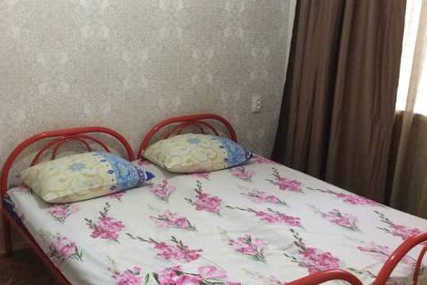 Сдается 1-комнатная квартира посуточно в Лабинске, первый Воронежский тупик дом 4.