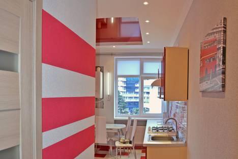 Сдается 1-комнатная квартира посуточно в Гурзуфе, Республика Крым, городской округ Ялта,Ялтинская улица, 14Г.