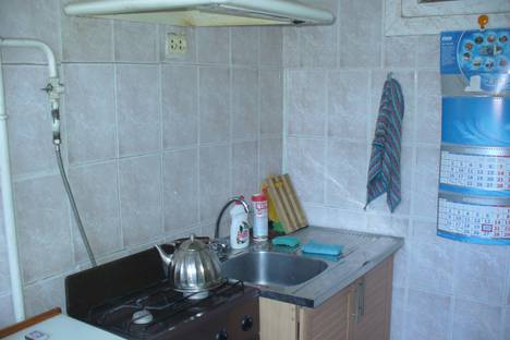Сдается 1-комнатная квартира посуточно в Кисловодске, Ставропольский край,ул. Жуковского 10.