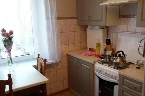 Сдается 1-комнатная квартира посуточно в Калининграде, Ракитная улица, 9.
