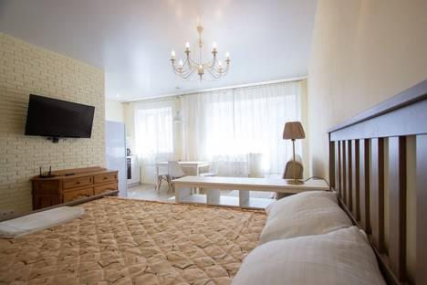 Сдается 1-комнатная квартира посуточно, улица Урицкого, 120.