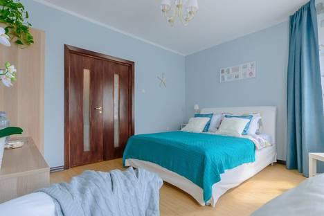 Сдается 1-комнатная квартира посуточно, Санкт-Петербург,Госпитальный переулок, 19к1.