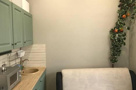 Сдается 1-комнатная квартира посуточно в Адлере, Сочи, Субтропическая улица, 6.
