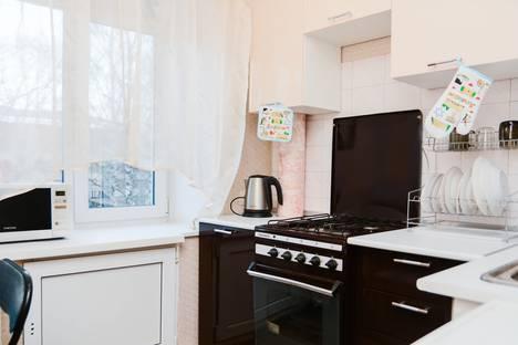 Сдается 1-комнатная квартира посуточно, улица Карла Маркса, 231.