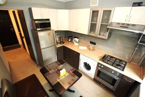 Сдается 1-комнатная квартира посуточно в Яблоновском, Республика Адыгея, Тахтамукайский район,улица Гагарина, 148/1к1.