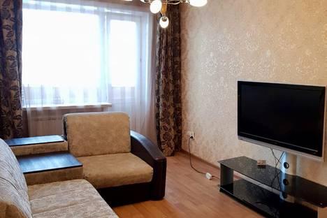 Сдается 2-комнатная квартира посуточно в Южно-Сахалинске, Тихоокеанская улица, 24.