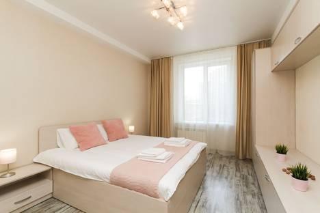 Сдается 2-комнатная квартира посуточно в Новосибирске, Зыряновская улица, 55.