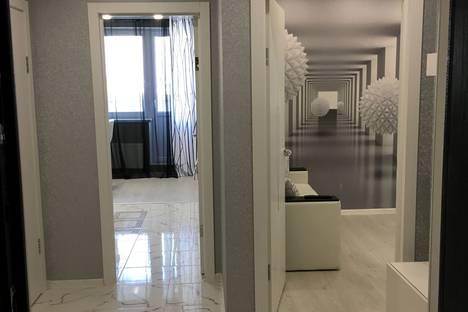 Сдается 2-комнатная квартира посуточно, УЛ 40 лет октября 11/2.
