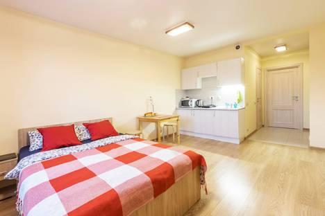 Сдается 1-комнатная квартира посуточно в Химках, Московская область,Молодежная улица, 78.