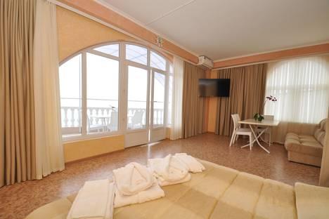 Сдается 1-комнатная квартира посуточно, Алушта, Утес.