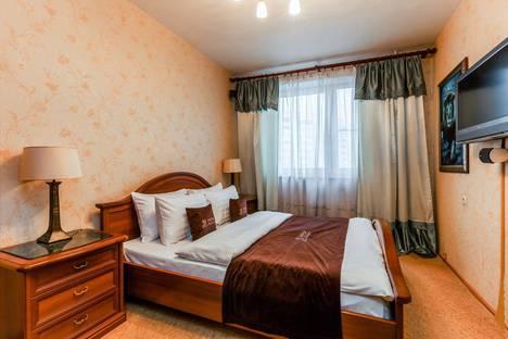 Сдается 2-комнатная квартира посуточно, улица Скобелевская 20.