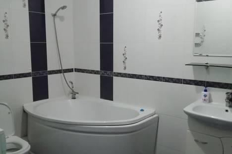 Сдается 2-комнатная квартира посуточно в Актобе, Бокенбай батыра 38а.
