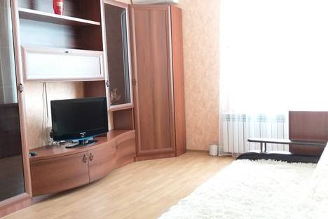 Сдается 1-комнатная квартира посуточно, ул.Пушкинская, д.11а, кв 85.