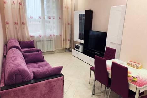 Сдается 1-комнатная квартира посуточно в Сочи, жк ривьера.