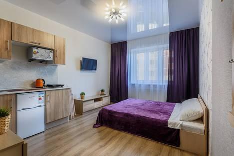 Сдается 1-комнатная квартира посуточно, Московская область,Трудовая улица, 6.