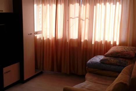 Сдается 1-комнатная квартира посуточно в Киришах, Ленинградская область,улица Нефтехимиков.