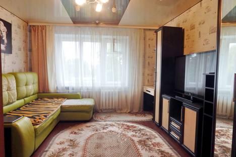 Сдается 2-комнатная квартира посуточно в Кричеве, Могилевская область,микрорайон Сож, 19.