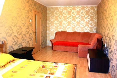 Сдается 1-комнатная квартира посуточно в Нижнем Новгороде, улица Дмитрия Павлова, 7.