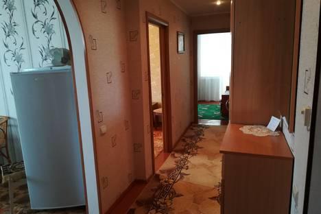 Сдается 2-комнатная квартира посуточно в Судаке, Республика Крым,улица Гагарина, 48.